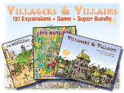 Villagers and Villains (SUPER BUNDLE)